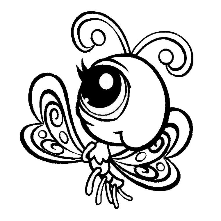 Dessin Papillon Facile