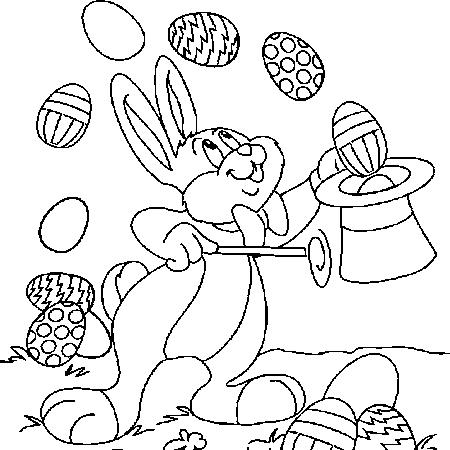 100 dessins de coloriage p ques en ligne imprimer - Dessin oeuf de paques couleur ...