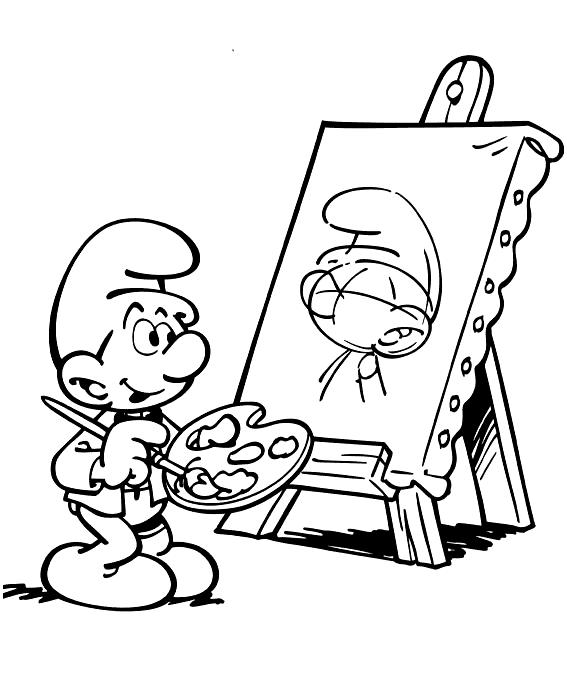 coloriage peintre matisse