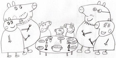 Coloriage peppa pig imprimer gratuit - Dessin a imprimer peppa pig ...