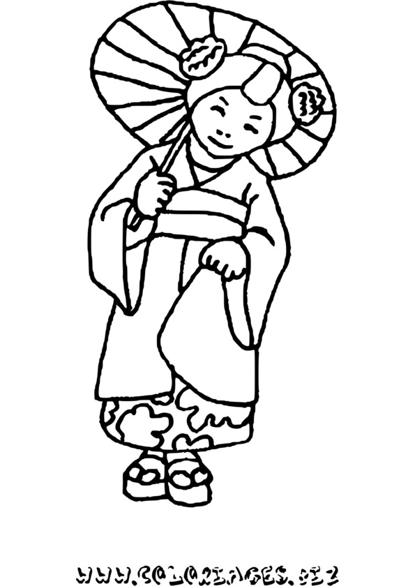 coloriage personnages picbille