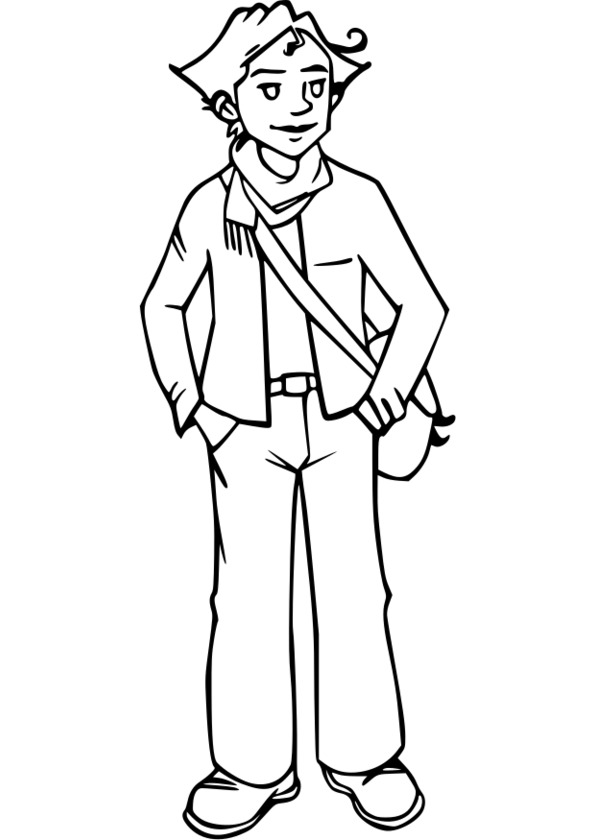 coloriage tout personnage mario