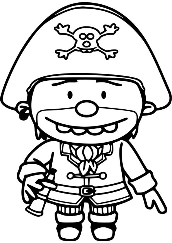 coloriage personnage creche noel