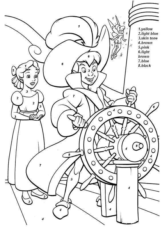 lost heroes coloring pages - photo#31