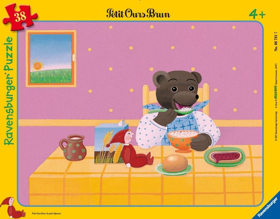 22 dessins de coloriage petit ours brun va l 39 cole - Petit ours brun va al ecole ...