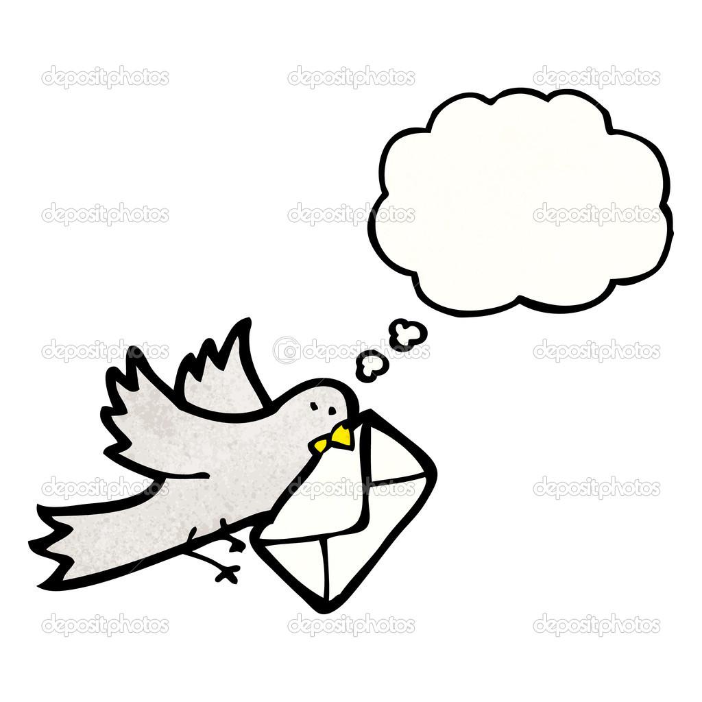Dessin pigeons voyageurs - Voyageur dessin ...