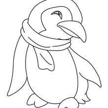 dessin pingouin madagascar