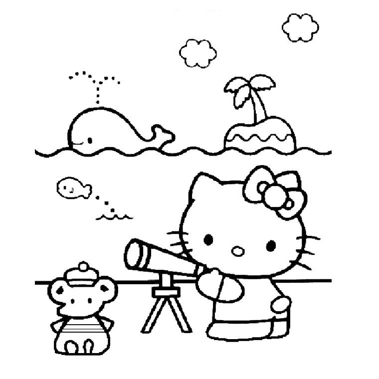97 dessins de coloriage plage gratuit imprimer - Coloriage de plage ...