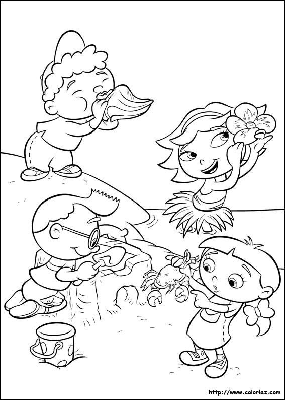 97 dessins de coloriage plage palmier imprimer - Coloriage de plage ...