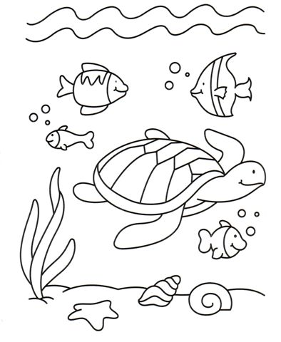 97 dessins de coloriage plage pour maternelle imprimer. Black Bedroom Furniture Sets. Home Design Ideas