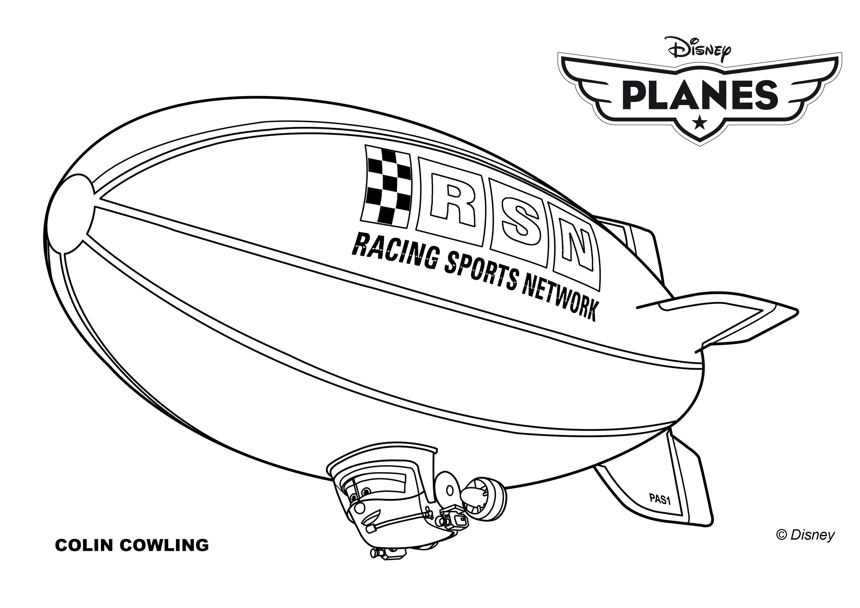 124 dessins de coloriage planes 2 imprimer - Plane coloriage ...