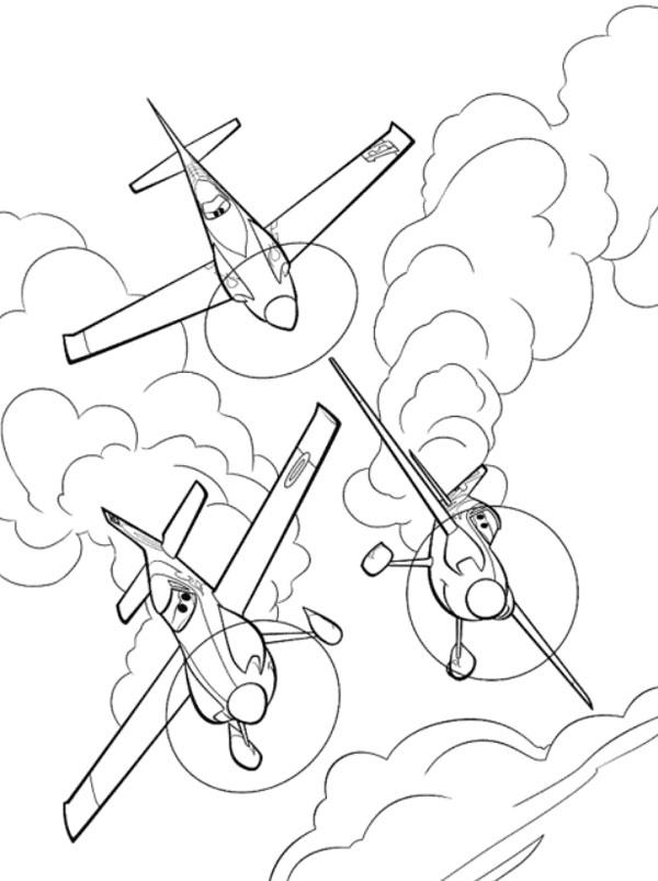 dessin figures planes