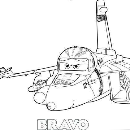 124 dessins de coloriage planes imprimer - Planes coloriage ...