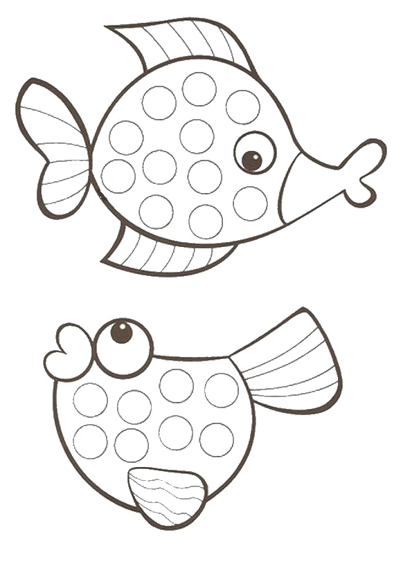 Coloriage Poisson Avril Maternelle.Lovely Coloriage Poisson Maternelle Charmant Coloriage Poisson