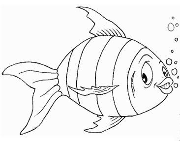 Coloriage poisson d 39 avril maternelle - Dessin de poisson d avril ...