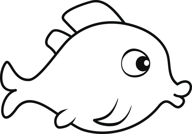 Coloriage poisson d 39 avril a imprimer hugo l 39 escargot - Dessin poisson ...