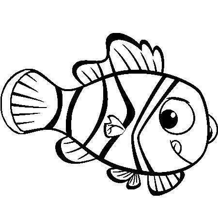 Dessin poisson d 39 avril rigolo - Poisson avril coloriage ...