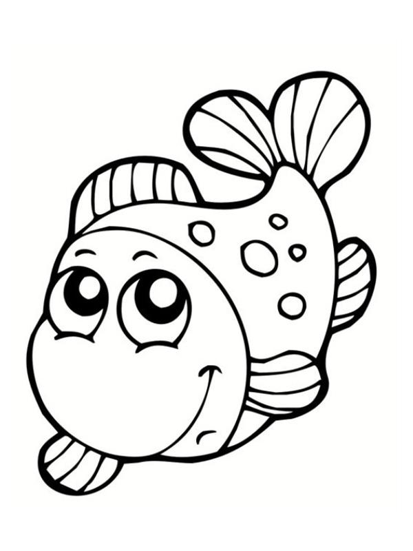 Coloriage magique poisson d avril 15 coloriage poisson - Poisson d avril dessin ...