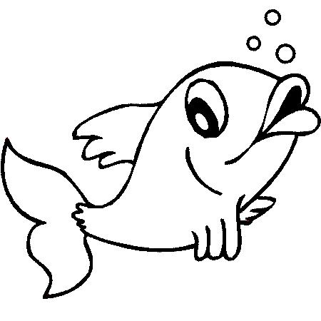 18 dessins de coloriage poisson rouge en ligne imprimer - Dessin de poisson rouge ...