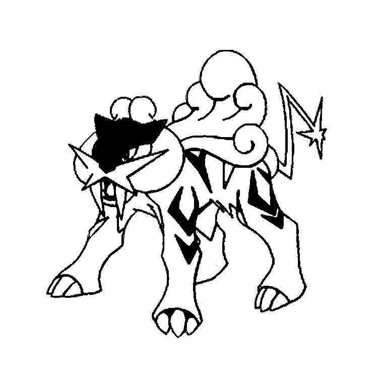 dessin à colorier pokemon ex et x a imprimer