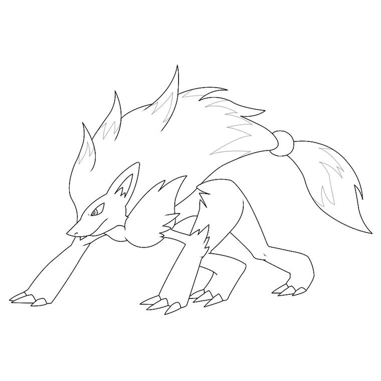 coloriage de carte pokemon ex a imprimer