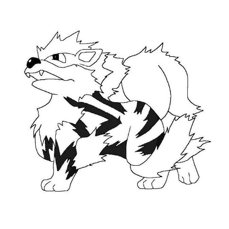 coloriage à dessiner pokemon noir et blanc ex