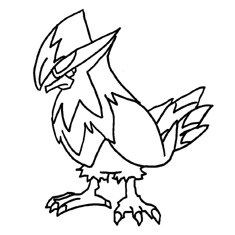 coloriage � dessiner pokemon ex mega