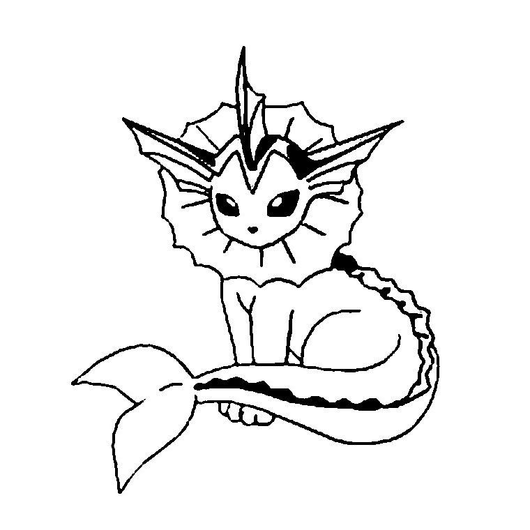 20 dessins de coloriage pokemon gratuit imprimer - Dessin pokemon facile ...