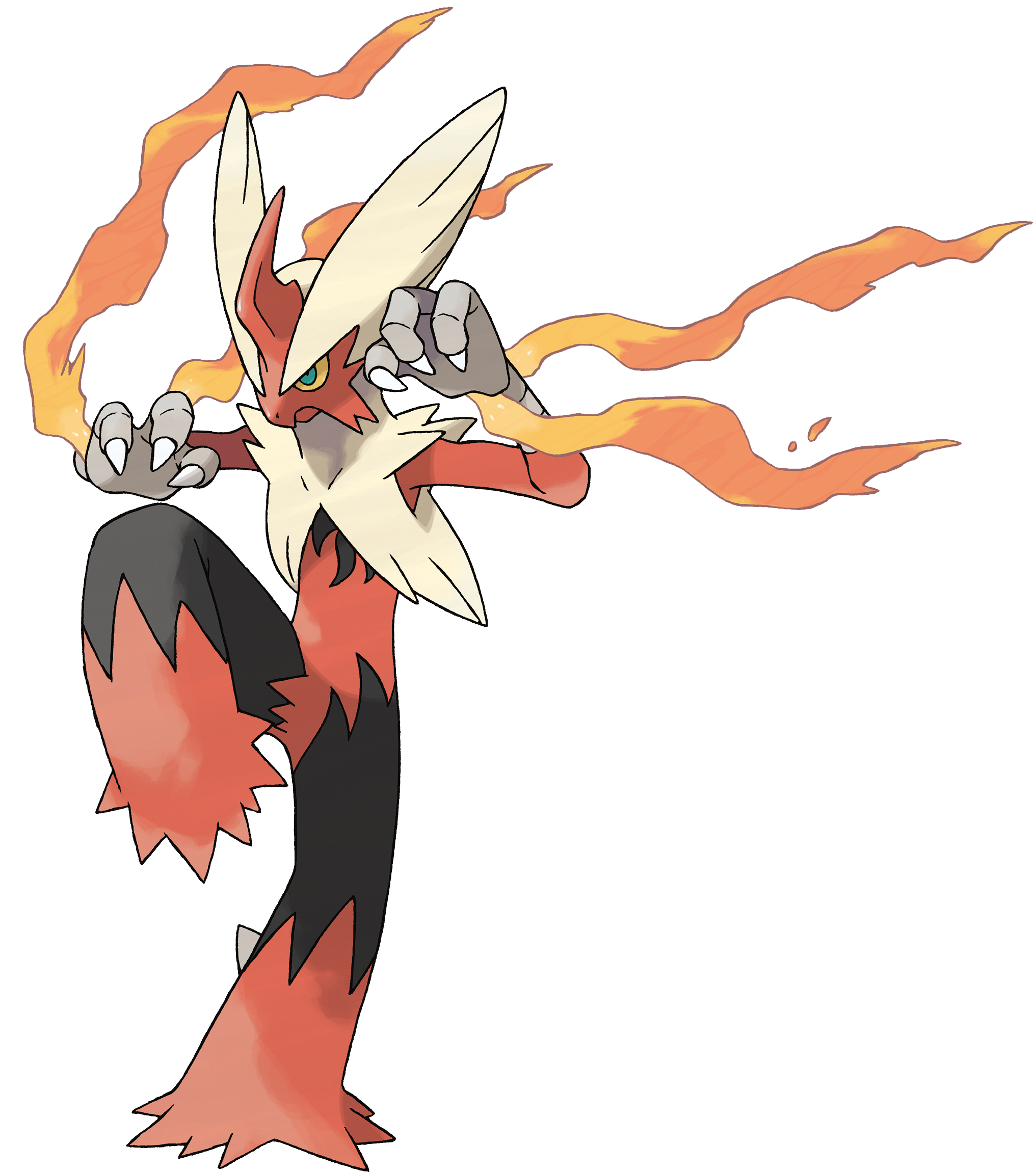 dessin pokemon mega evolution evoli