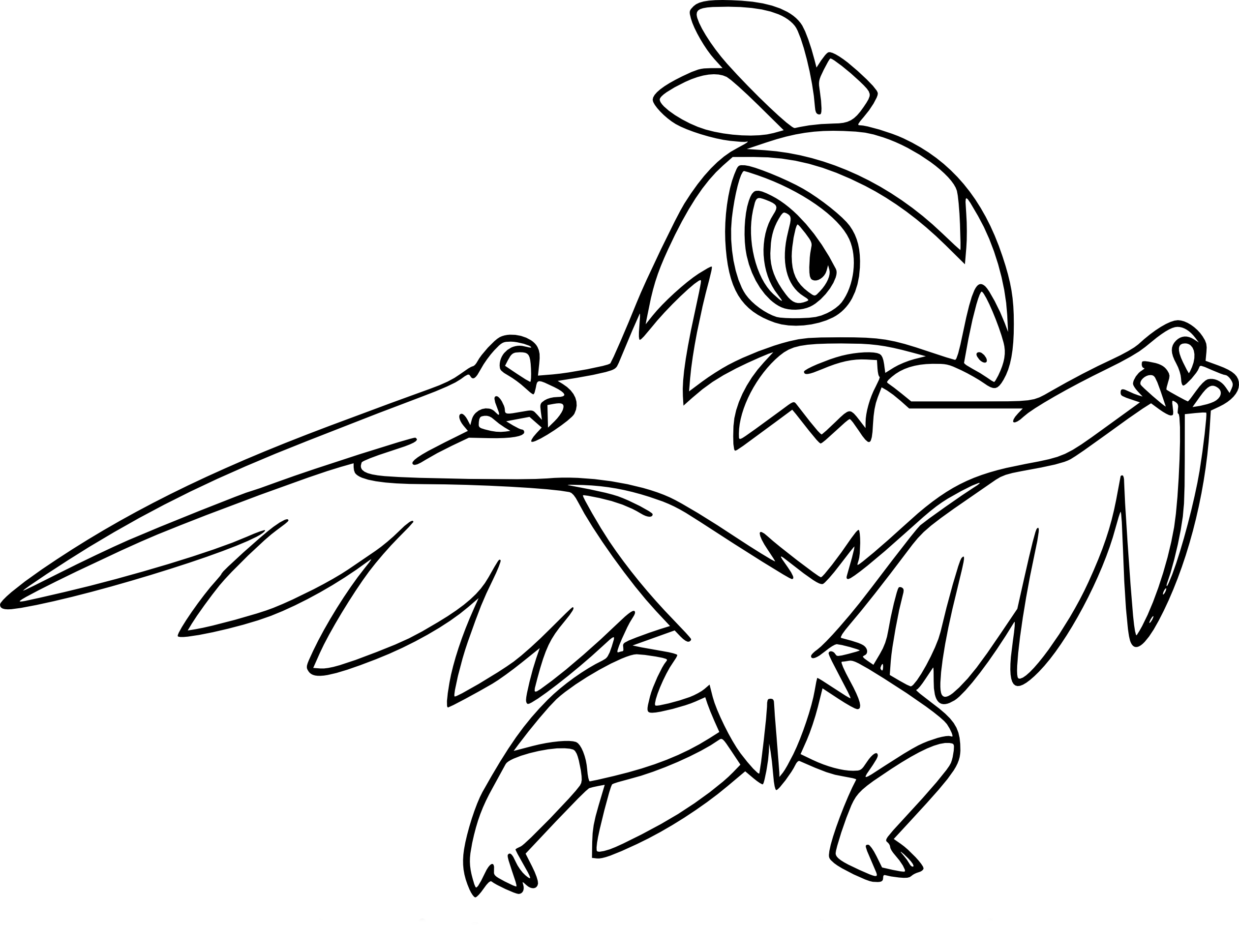 39 Dessins De Coloriage Pokemon Mega Evolution A Imprimer