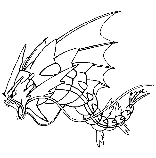 onyx mega evolution coloring pages - photo#29