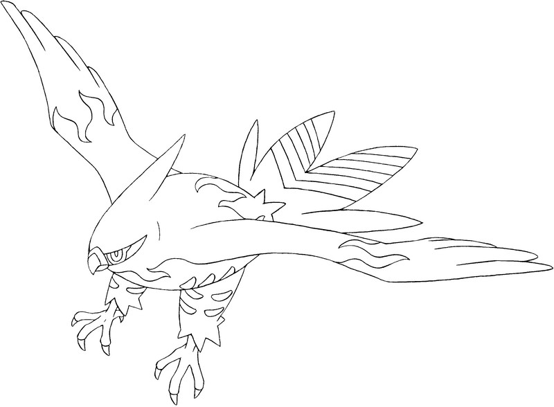 19 Dessins De Coloriage Pokemon Xy 224 Imprimer