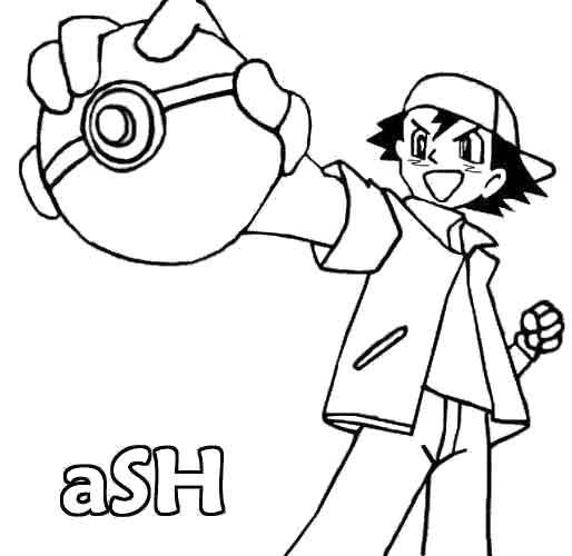 coloriage à imprimer pokemon version noir et blanc