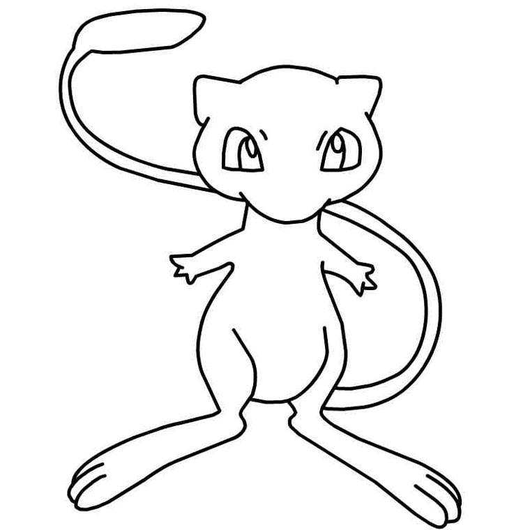 Coloriage Pokemon Judokrak