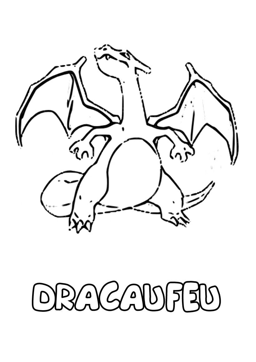 coloriage pokemon haydaim