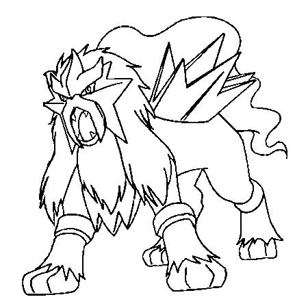 coloriage pokemon unys