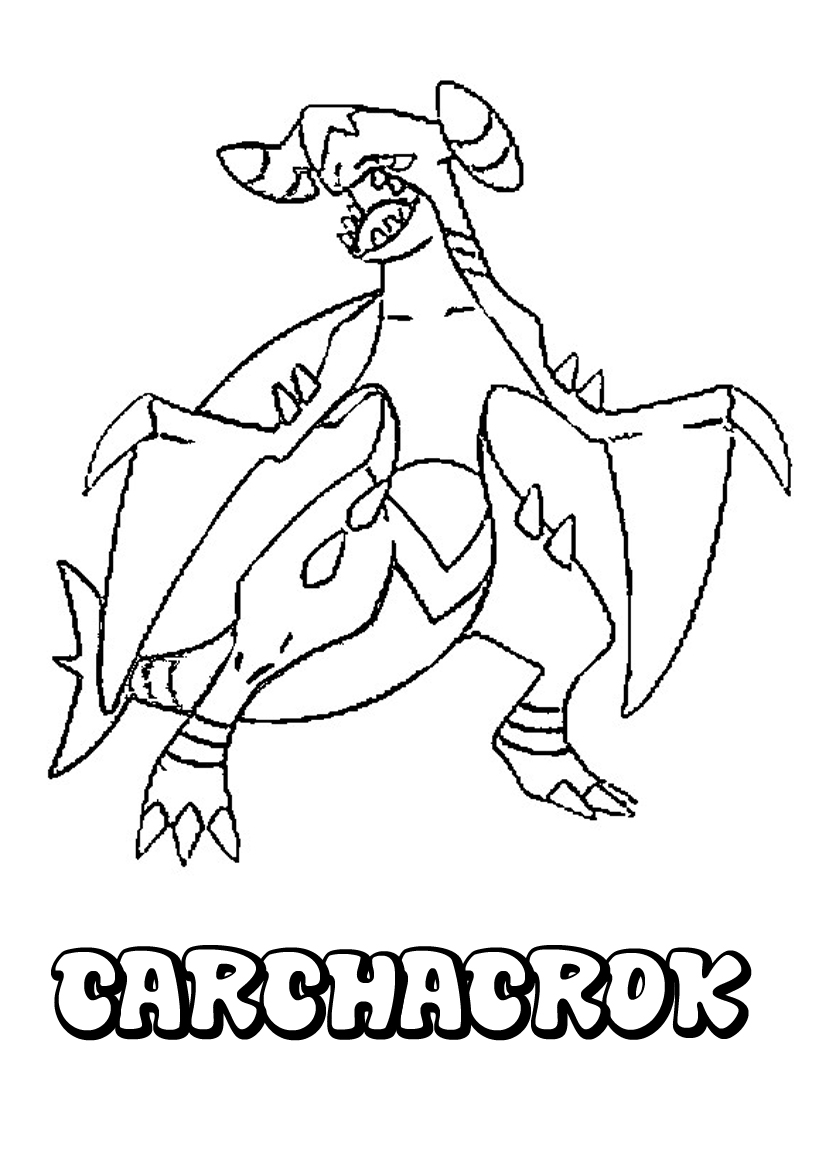 Coloriage pokemon imprimer reshiram - Dessins de pokemon ...
