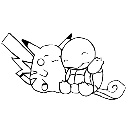 Coloriage Pokemon Wailmer