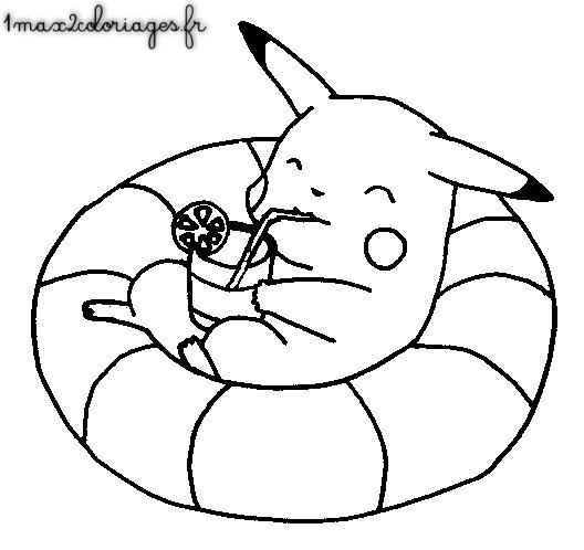 Dessin A Imprimer Pokemon Vous Tout Simplement