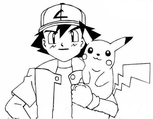coloriage à imprimer pokemon x et y