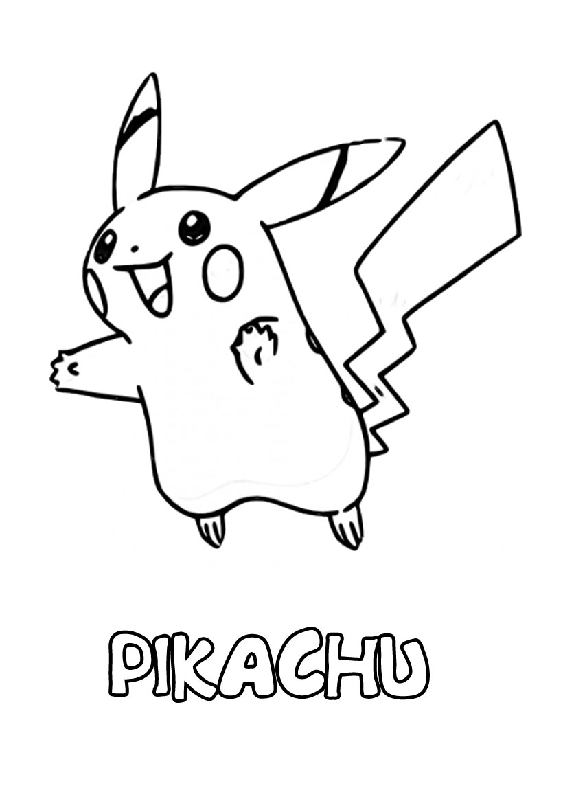 coloriage pokemon or