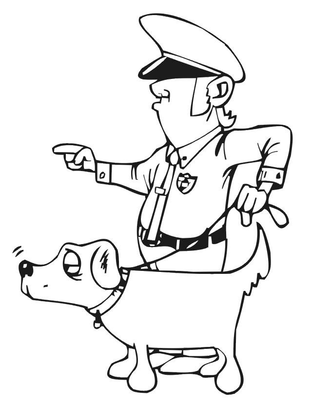 dessin à colorier 4x4 police