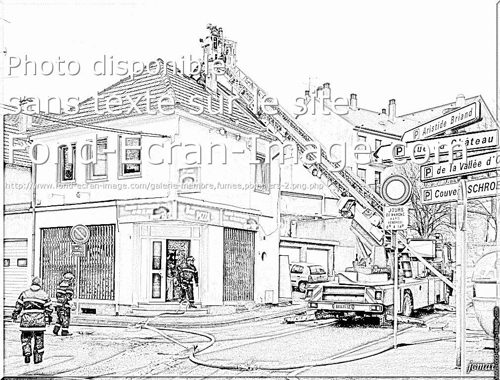 15 dessins de coloriage pompier adulte imprimer - Dessin pompier a imprimer ...