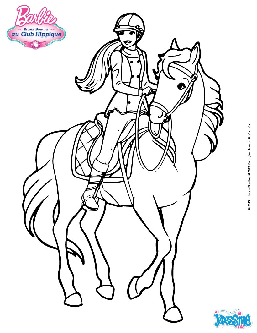 14 dessins de coloriage poney club a imprimer imprimer - Ordinateur princesse ...