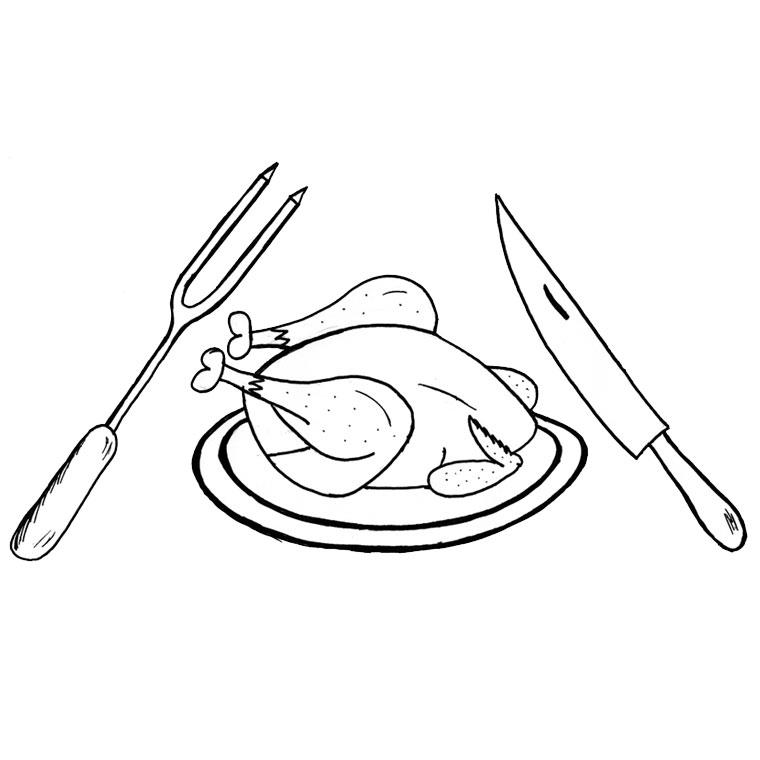 18 dessins de coloriage poulet imprimer. Black Bedroom Furniture Sets. Home Design Ideas
