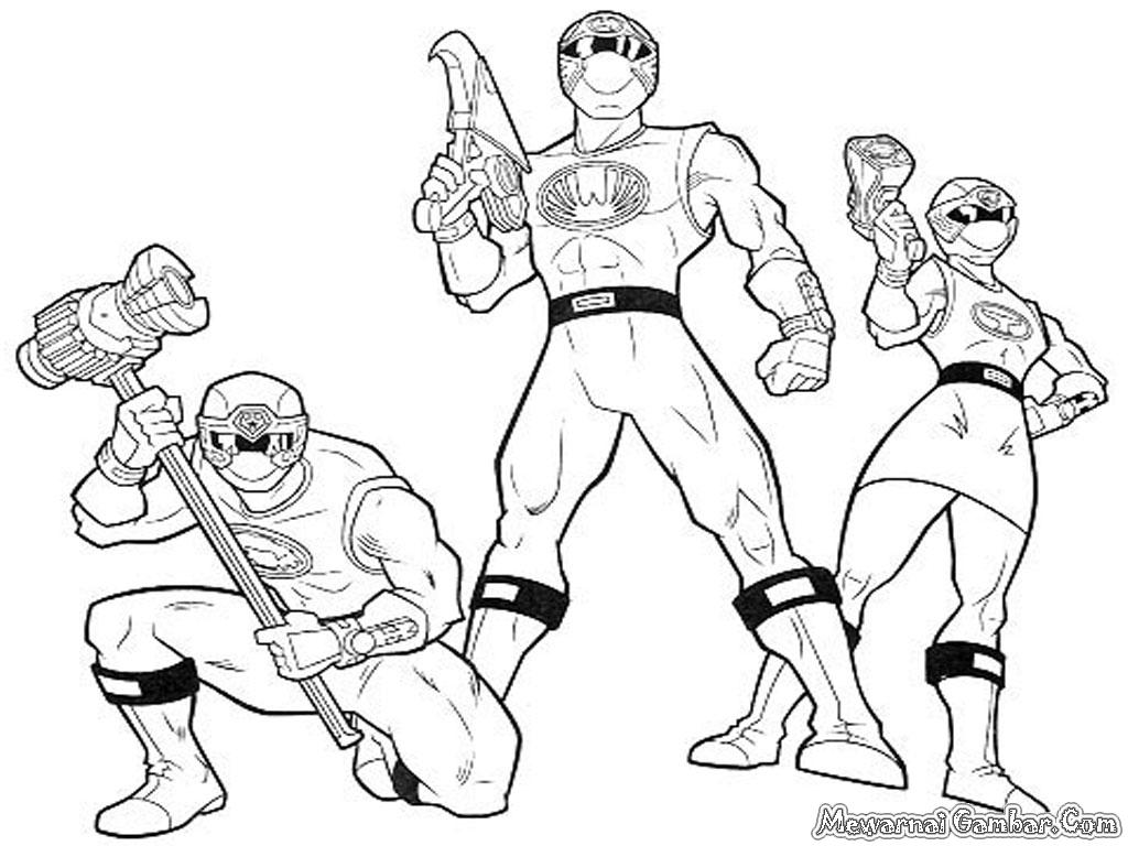 Dessins  imprimer Power Rangers Megaforce  colorier Voir le dessin