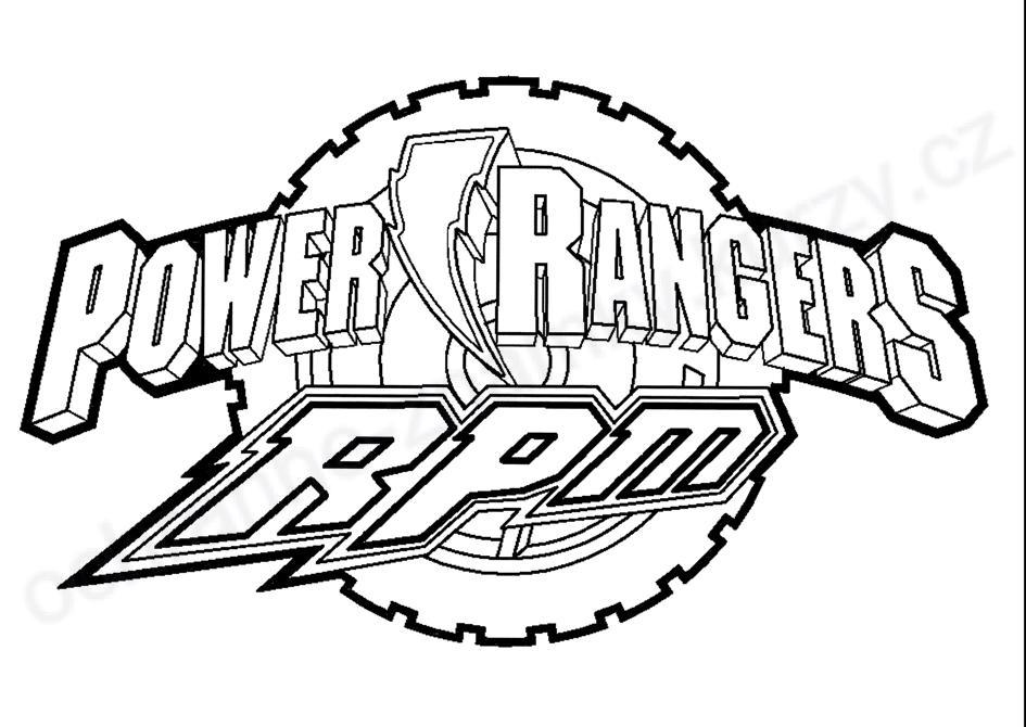 Power Ranger Para Colorear. Good Colorea Al Power Ranger Azul ...