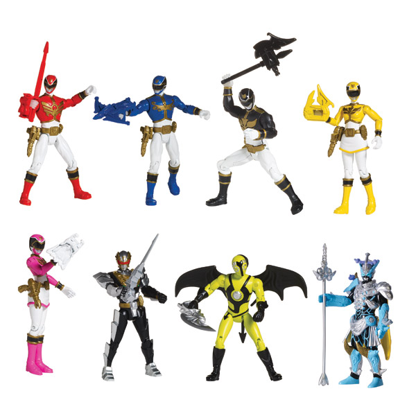 8 dessins de coloriage power rangers super megaforce - Power rangers gratuit ...