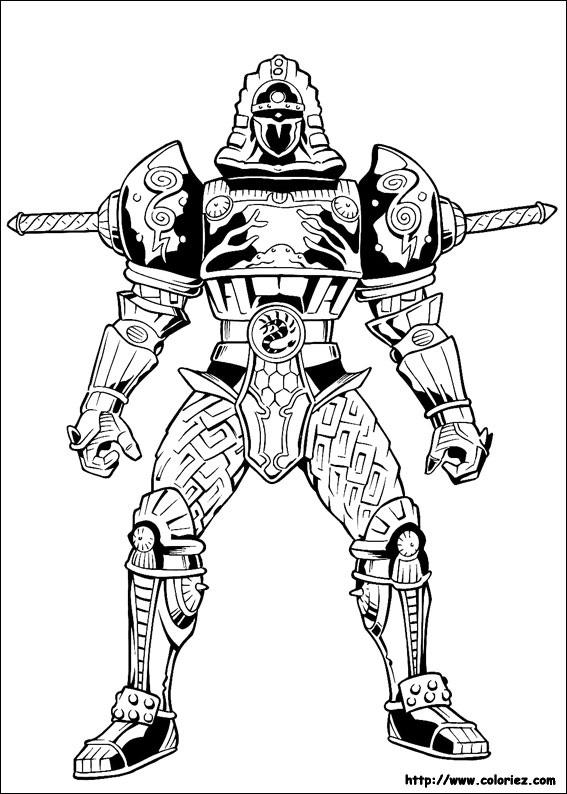 Dessin power rangers samurai en ligne - Power ranger samurai dessin ...
