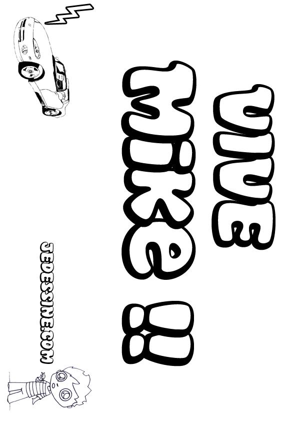 20 dessins de coloriage pr nom en japonais imprimer - Prenom en dessin ...